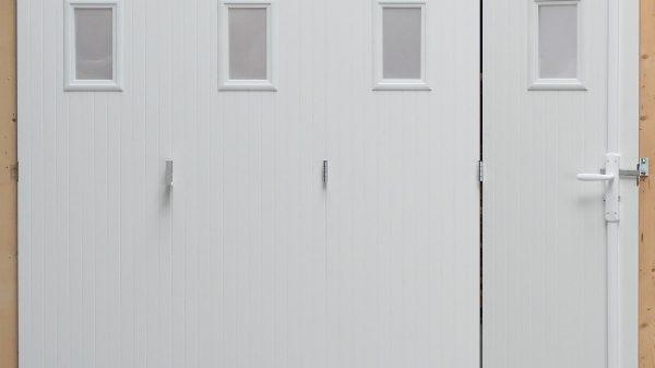 Serrurerie de portes de garage
