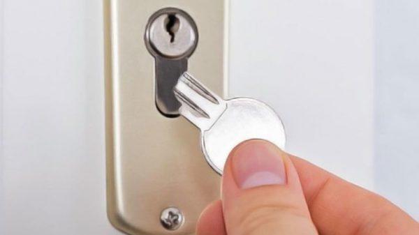clé cassé